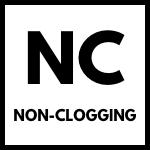 non-clogging